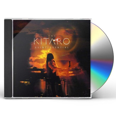 KITARO QUINTESSENTIAL CD