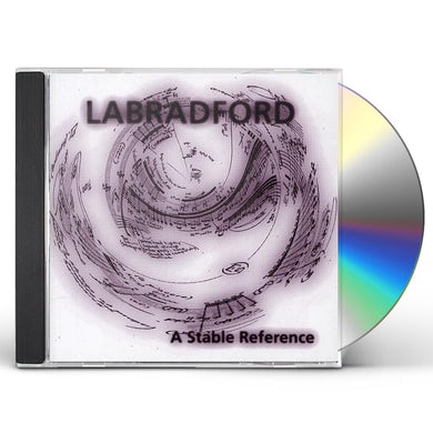 Labradford STABLE REFERENCE CD