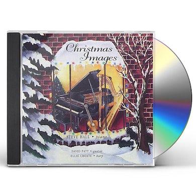 Steve Hall CHRISTMAS IMAGES CD