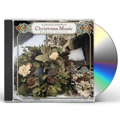 Richard Searles CELEBRATION OF OLD WORLD CHRISTMAS MUSIC CD