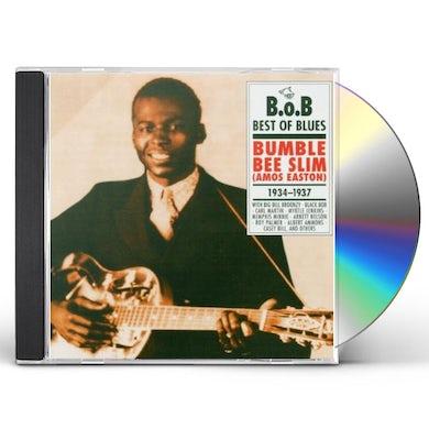 BUMBLE BEE SLIM 1934-1937 CD