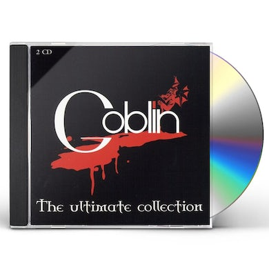Goblin ULTIMATE COLLECTION CD