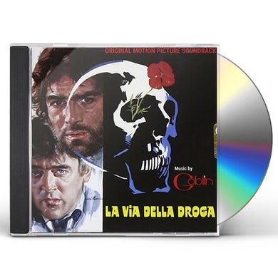 Goblin LA VIA DELLA DROGA / Original Soundtrack CD
