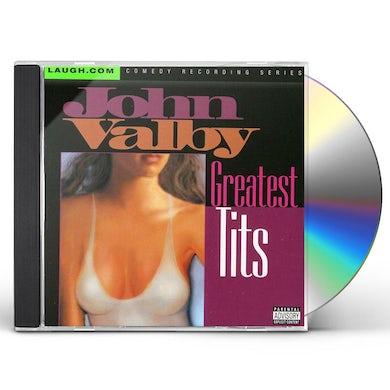John Valby GREATEST HITS CD
