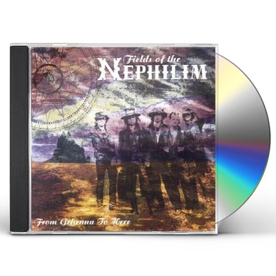 Fields of the Nephilim FROM GEHENNA TO HERE CD