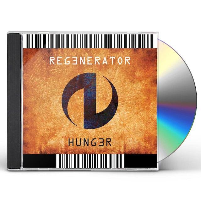 Regenerator HUNGER CD