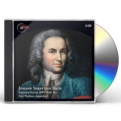 ENGLISH SUITES BWV 806-811 CD