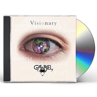 Visionary GABRIEL CD