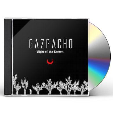 Gazpacho NIGHT OF THE DEMON CD