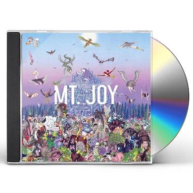 Mt. Joy REARRANGE US CD