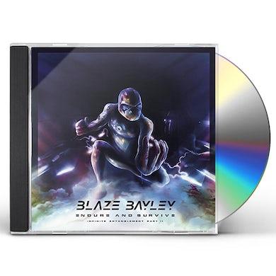 Blaze Bayley ENDURE & SURVIVE (INFINITE ENTANGLEMENT PART II) CD