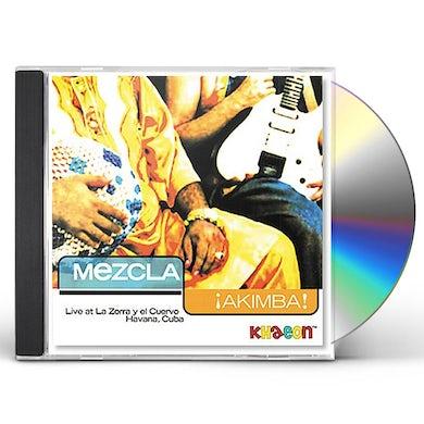 Mezcla AKIMBA CD