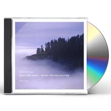 Michael Strening Jr MIST AND SAND CD