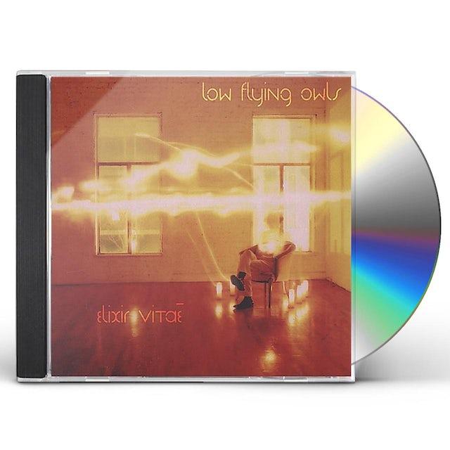 Low Flying Owls ELIXIR VITAE CD