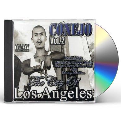 CITY OF LOS ANGELES 2 CD