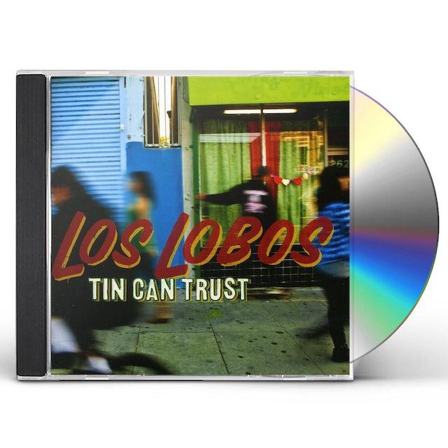 Los Lobos TIN CAN TRUST CD