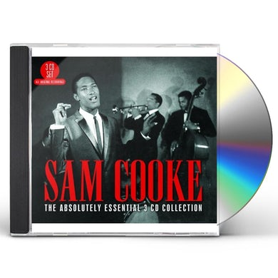Sam Cooke ABSOLUTELY ESSENTIAL 3CD COLLECTION CD