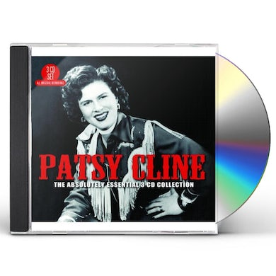 Patsy Cline ABSOLUTELY ESSENTIAL CD