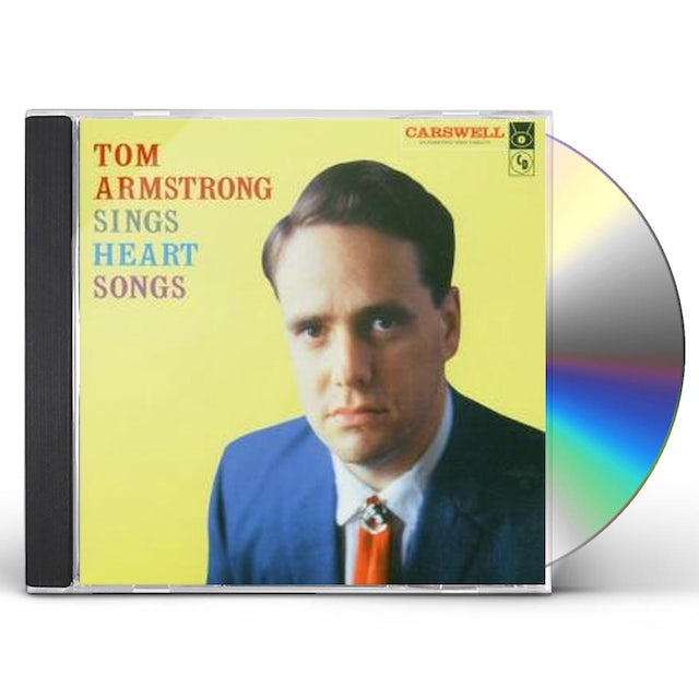 Tom Armstrong SINGS HEART SONS CD