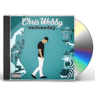 Chris Webby WEDNESDAY CD