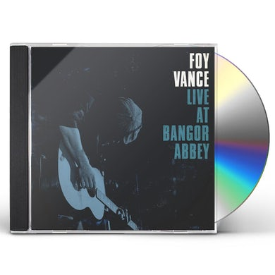 Foy Vance LIVE AT BANGOR ABBEY CD