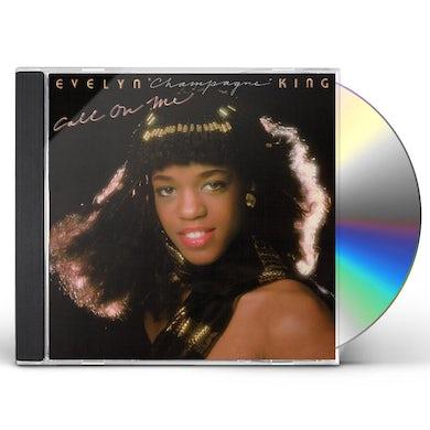 Evelyn King CALL ON ME (BONUS TRACKS EDITION) CD