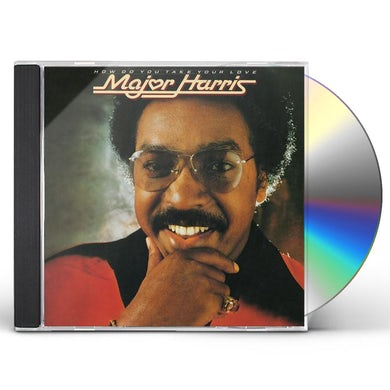 Major Harris HOW DO YOU TAKE YOUR LOVE (REMASTERED EDITION) CD