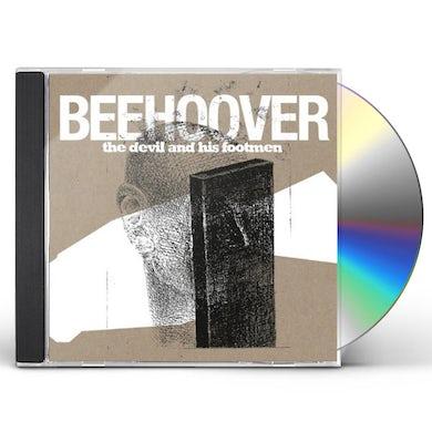 Beehoover DEVIL & HIS FOOTMEN CD