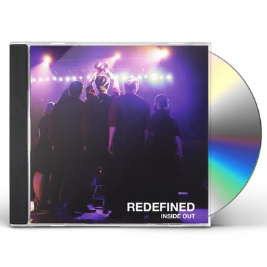 Redefined INSIDE OUT CD
