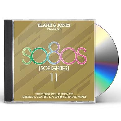 Blank & Jones SO80S 11 CD