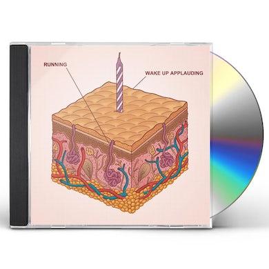 Running WAKE UP APPLAUDING CD