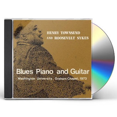 BLUES PIANO AND GUITAR CD