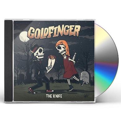 Goldfinger KNIFE CD
