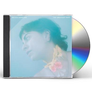 Becca Mancari GREATEST PART CD