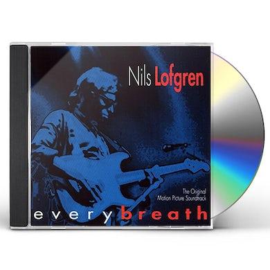 Nils Lofgren EVERY BREATH - Original Soundtrack CD