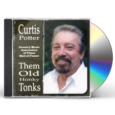 Curtis Potter THEM OLD HONKY TONKS CD