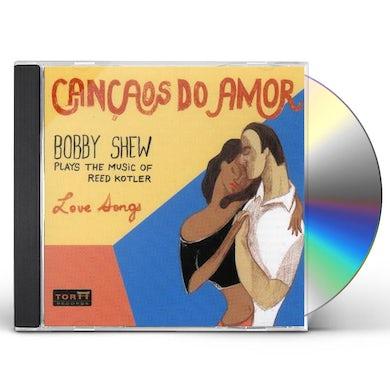 Bobby Shew CANCAOS DO AMOR CD