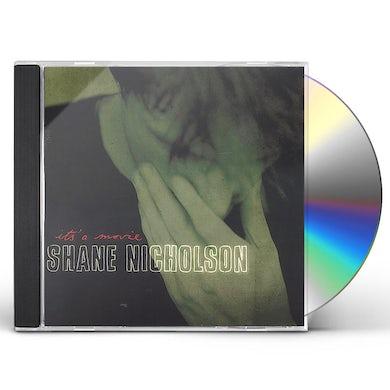 Shane Nicholson IT'S A MOVIE CD