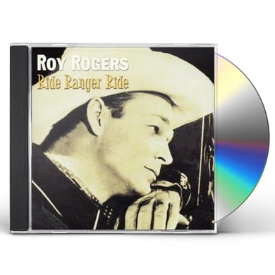 Roy Rogers RIDE RANGER RIDE CD