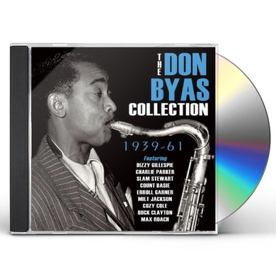 DON BYAS COLLECTION 1939-61 CD
