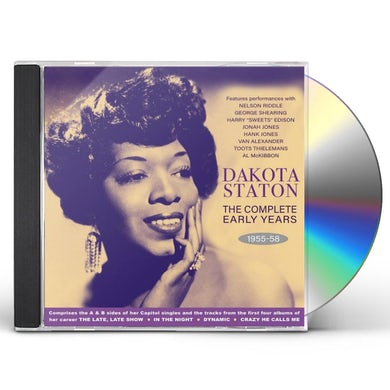 Dakota Staton Complete Early Years 1955-58 CD
