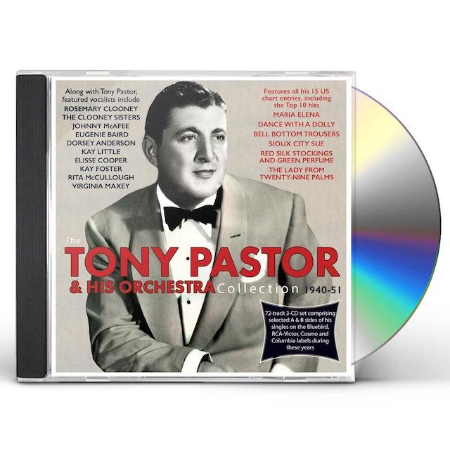 Tony Pastor & His Orchestra