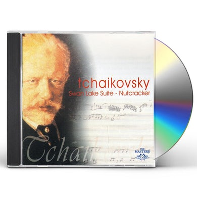 P.I. Tchaikovsky SWAN LAKE STE-NUTCRACKER CD