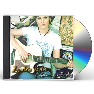 Lyndzie Taylor SPINNING IN CIRCLES CD