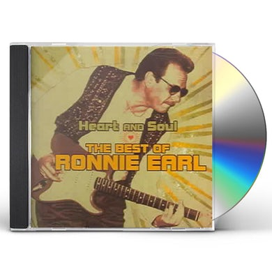 HEART & SOUL: THE BEST OF RONNIE EARL CD