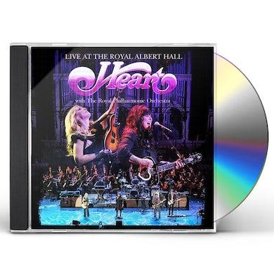 Heart LIVE AT THE ROYAL ALBERT HALL WITH ROYAL PHILHARMO CD