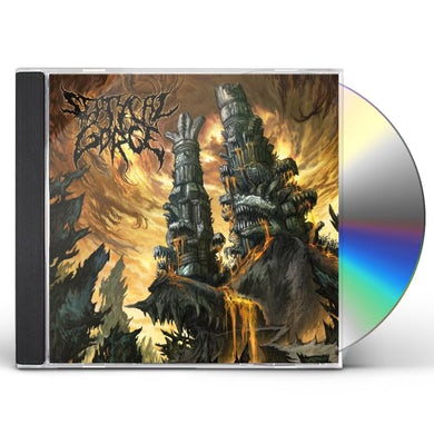 Septycal Gorge ERASE THE INSIGNIFICANT CD