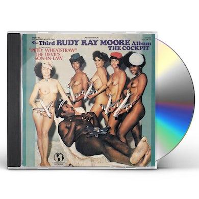 Rudy Ray Moore COCKPIT CD