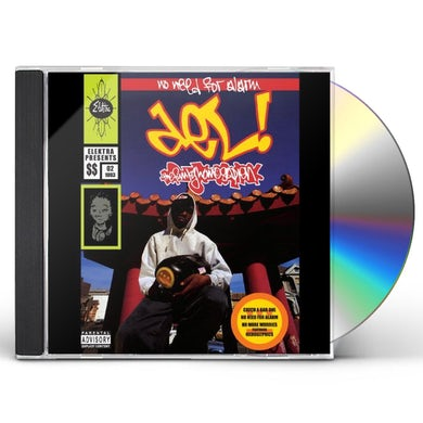 Del The Funky Homosapien NO NEED FOR ALARM CD
