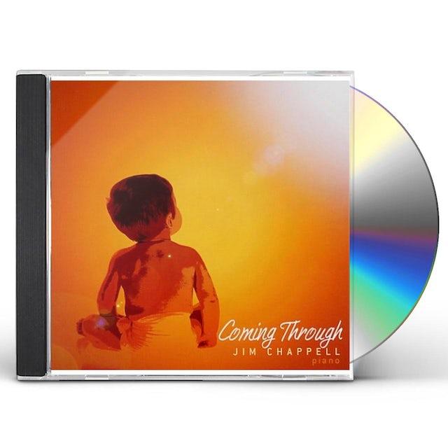Jim Chappell COMING THROUGH CD